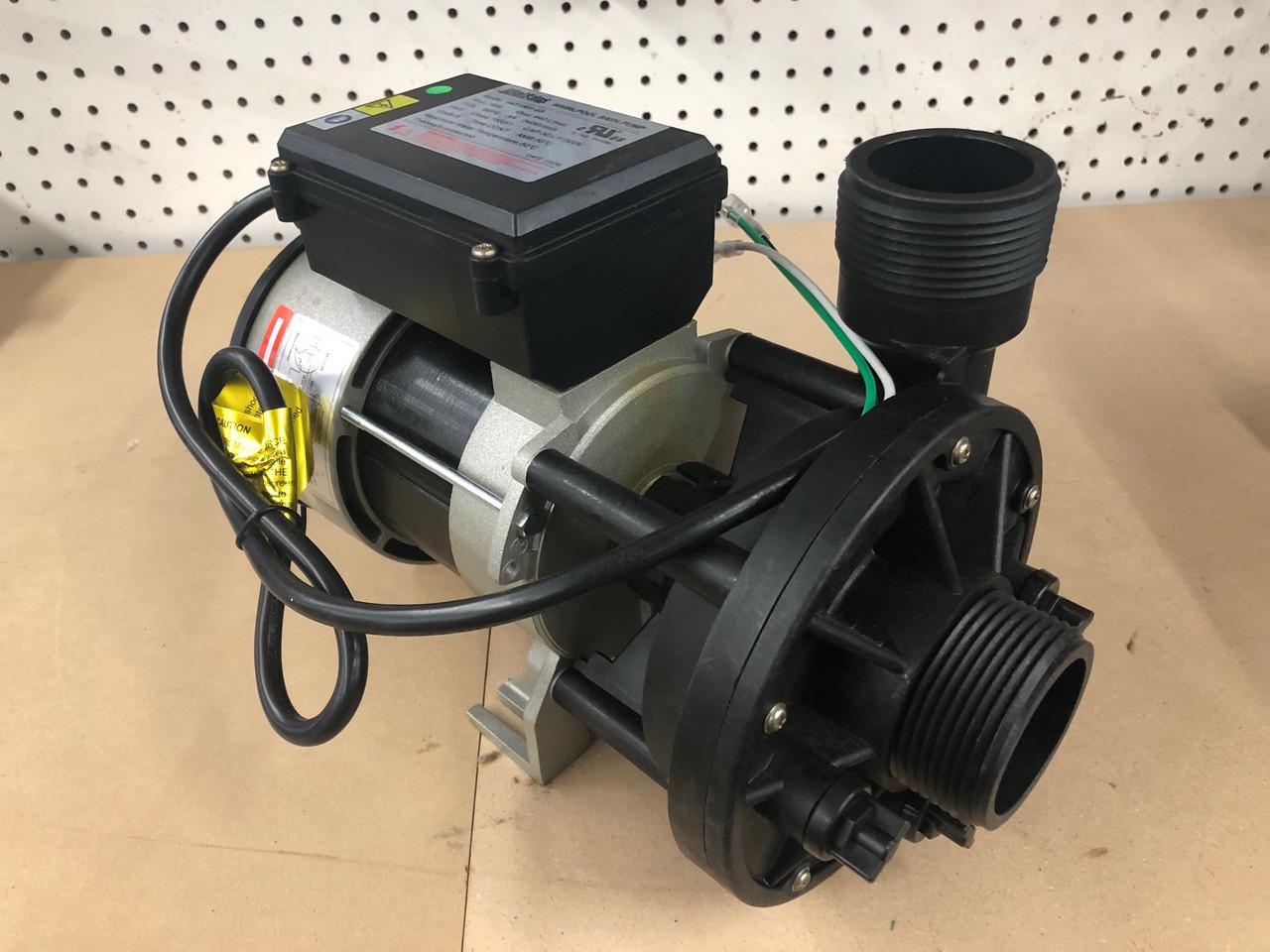 hight resolution of freeflow spas pump 1 5 hp 1spd 115v 60hz part 303001 77406 spa parts depot