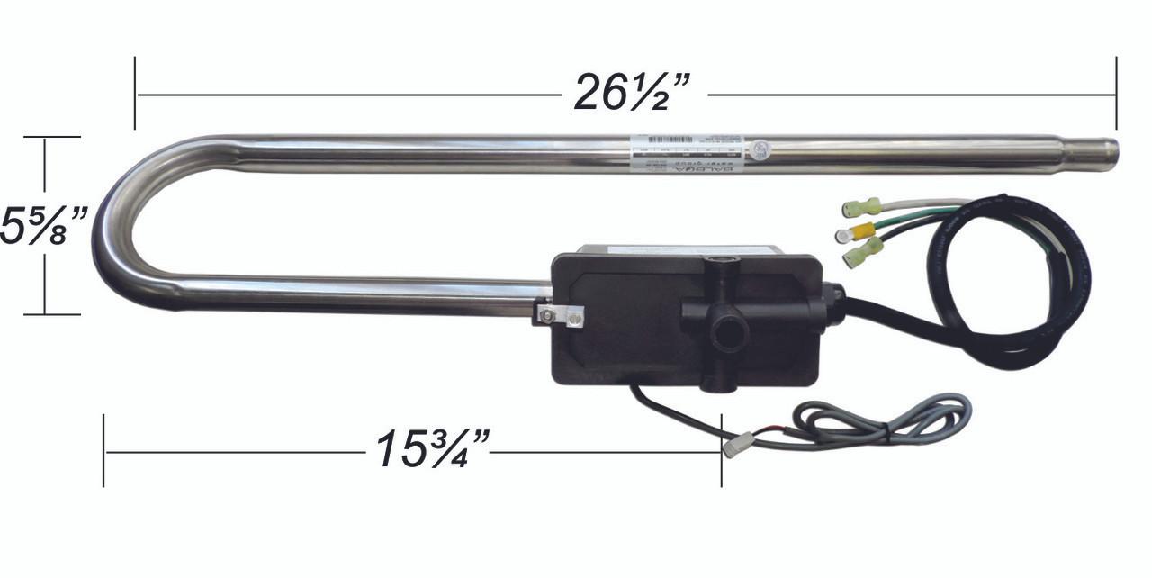 htr 4 0kw 240v laing trombone style caldera watkins generic spa parts depot [ 1280 x 642 Pixel ]