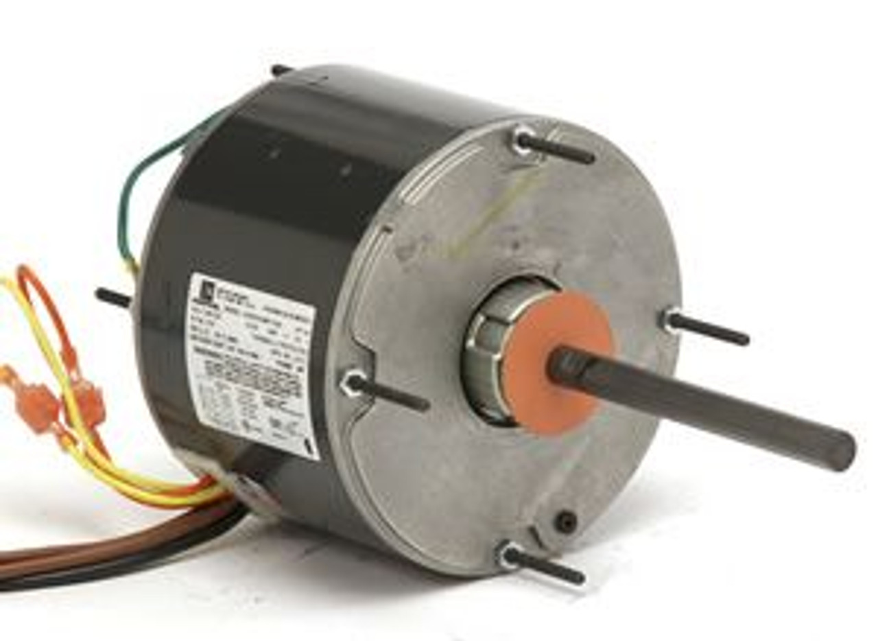 small resolution of air conditioning condenser fan motor universal 1 6 1 3 hp 1075 rpm