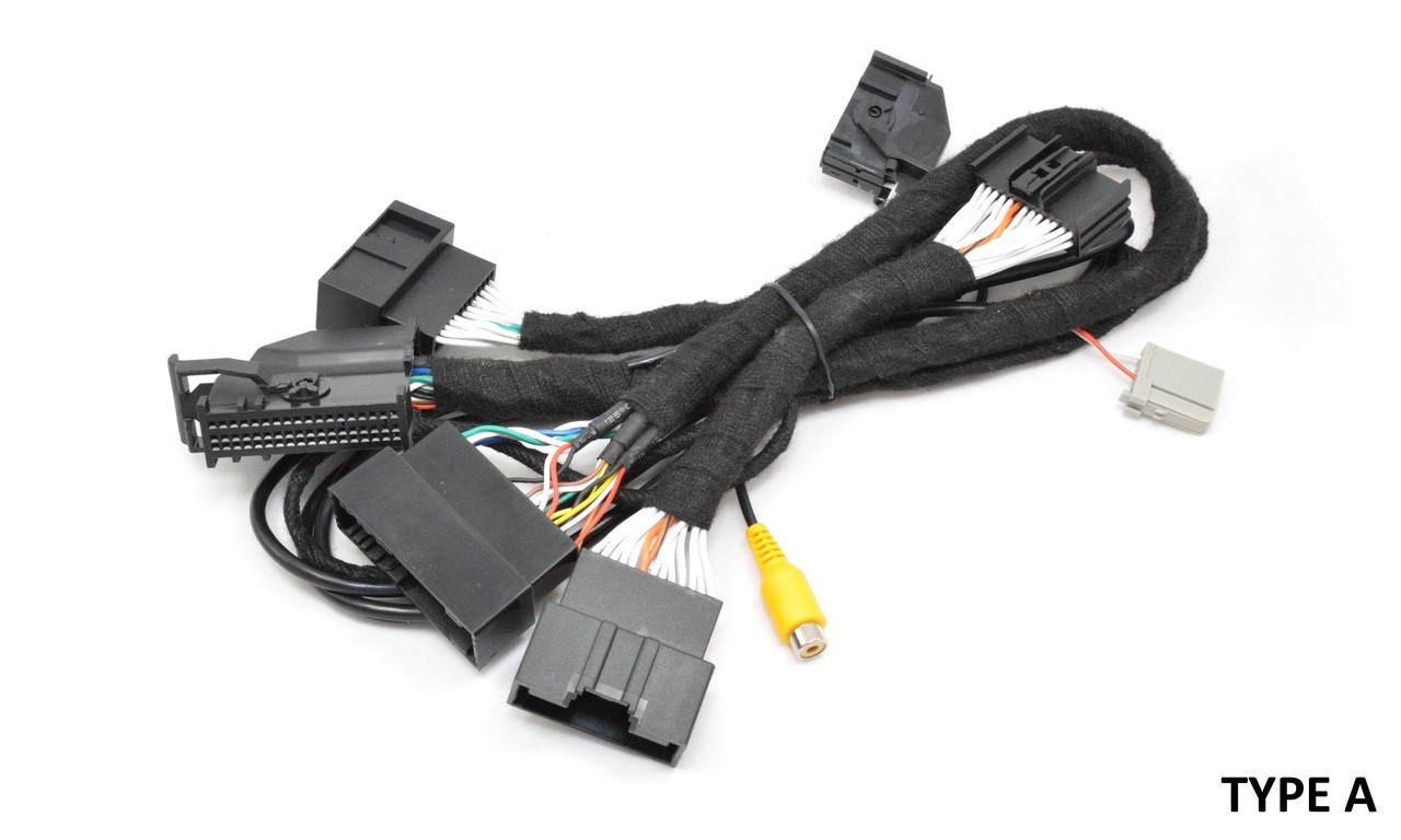 medium resolution of 4 to 8 pnp conversion harness for sync 2 3 4d tech inc ford 2 3 wire harness