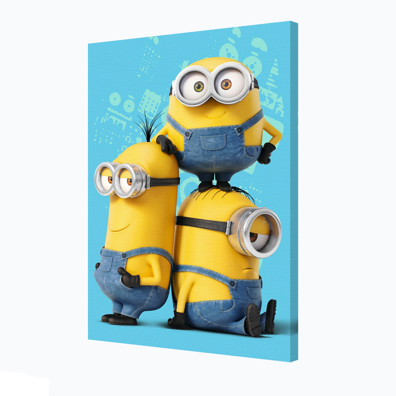 minions names animated comedy