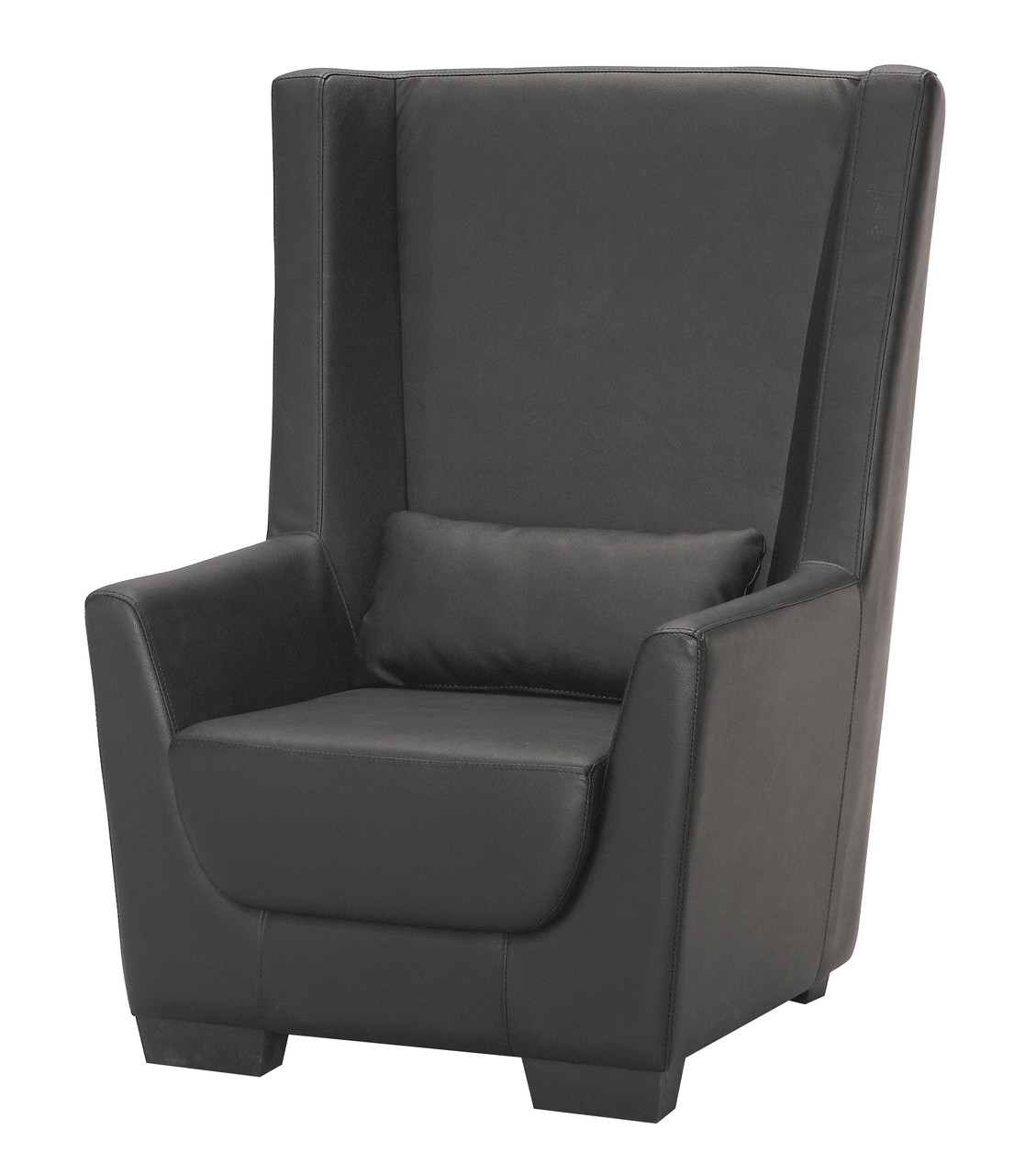 tall back chairs open accent chair quick ship ready classic modernlinefurniture