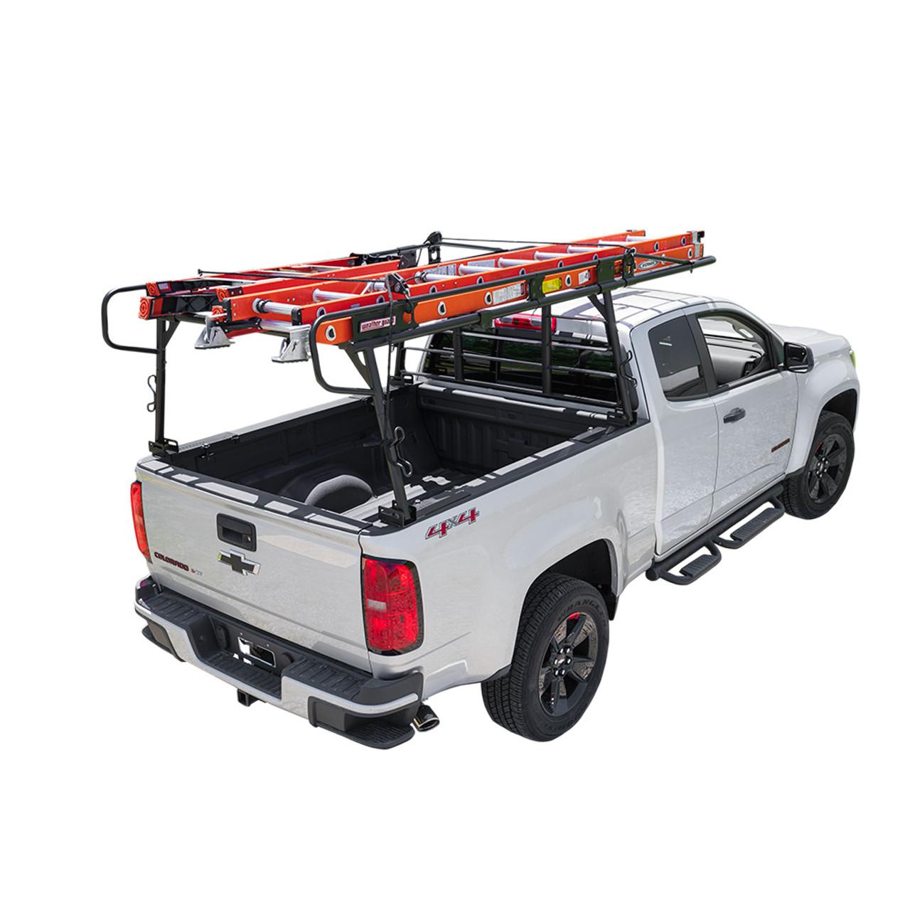 weather guard model 1345 52 02 truck rack compact 1000 lb capacity