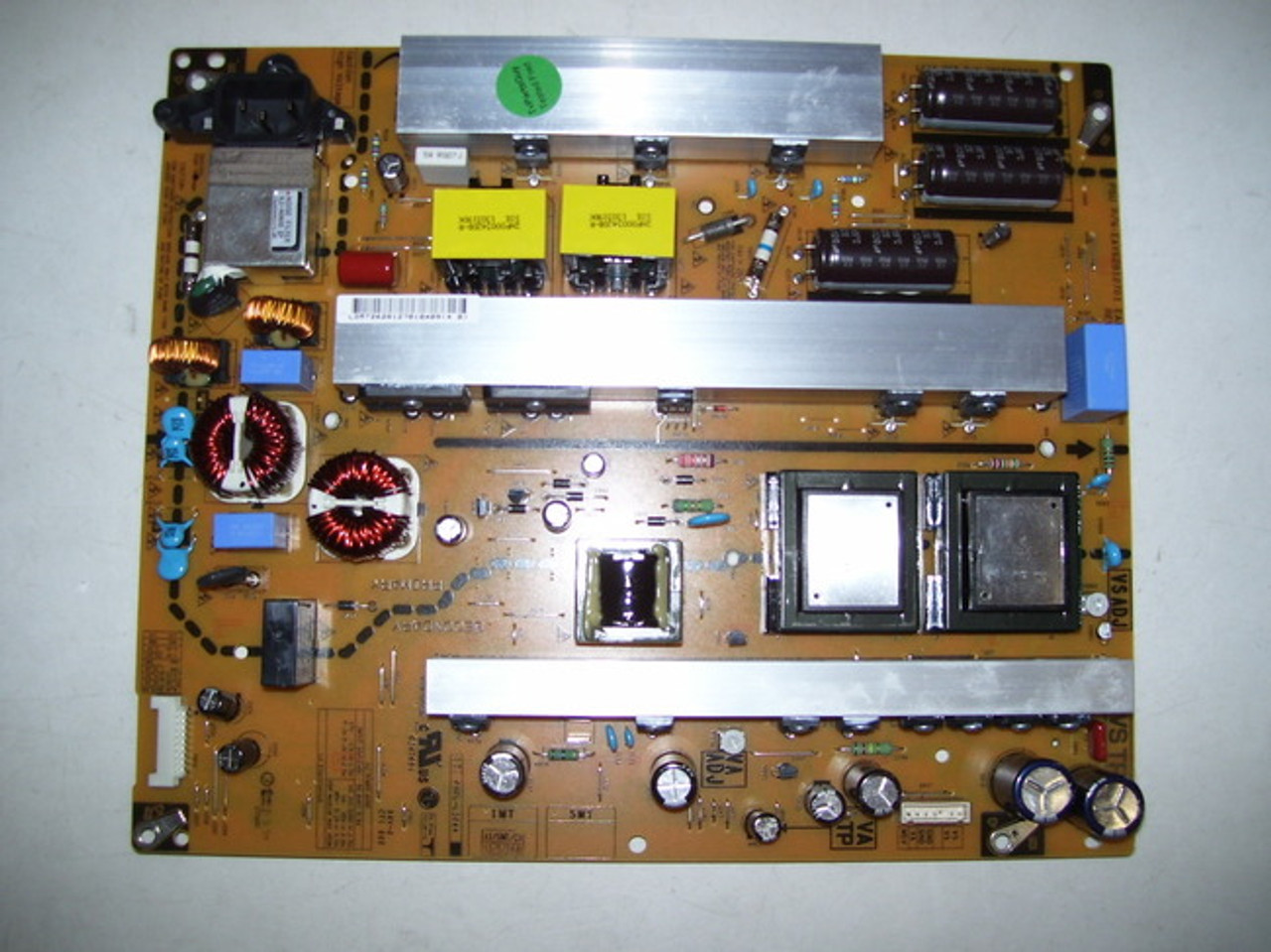 LG 60PN5700 Power Supply board EAX64880001 / EAY62812701 - TvPartsGuy.com