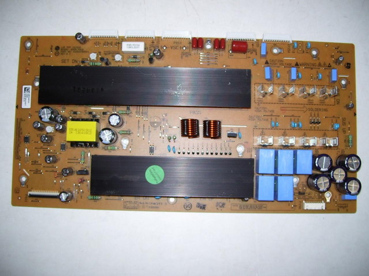LG 60PN5700-UA Y-SUSTAIN BOARD EBR75455701 / EAX64789501 - TvPartsGuy.com