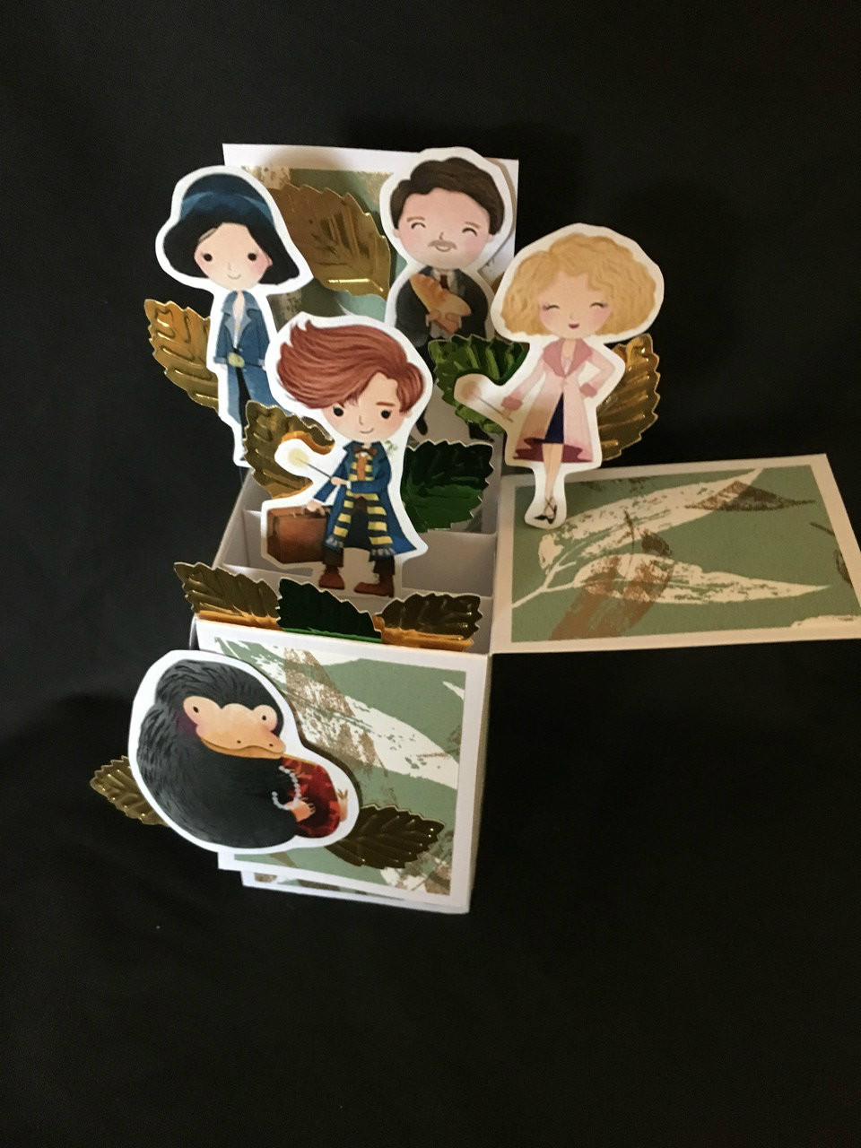 fantasic beasts all boxed