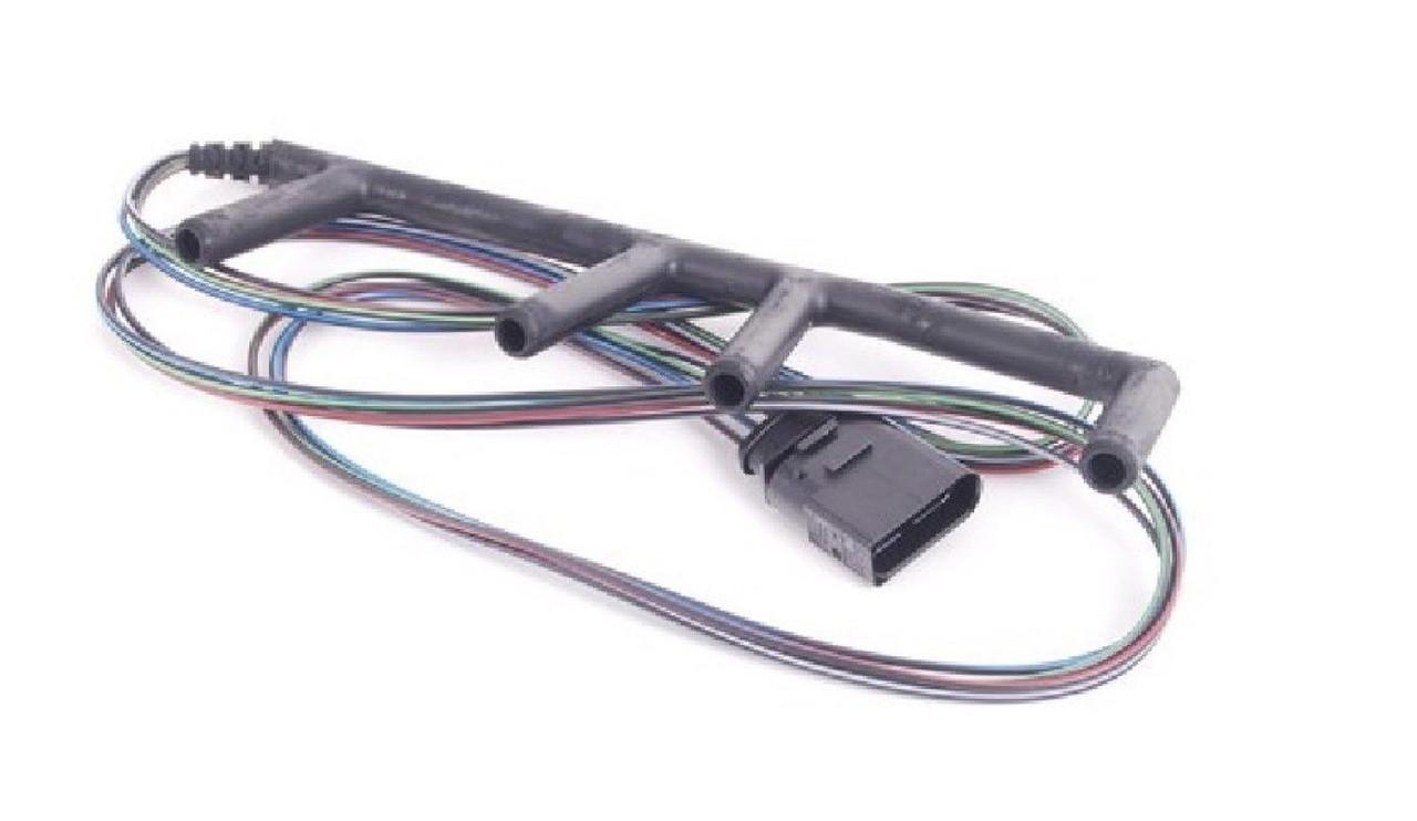 small resolution of tdi 4 wire diesel glow plug wiring harness fits vw golf jetta mk4 02 03