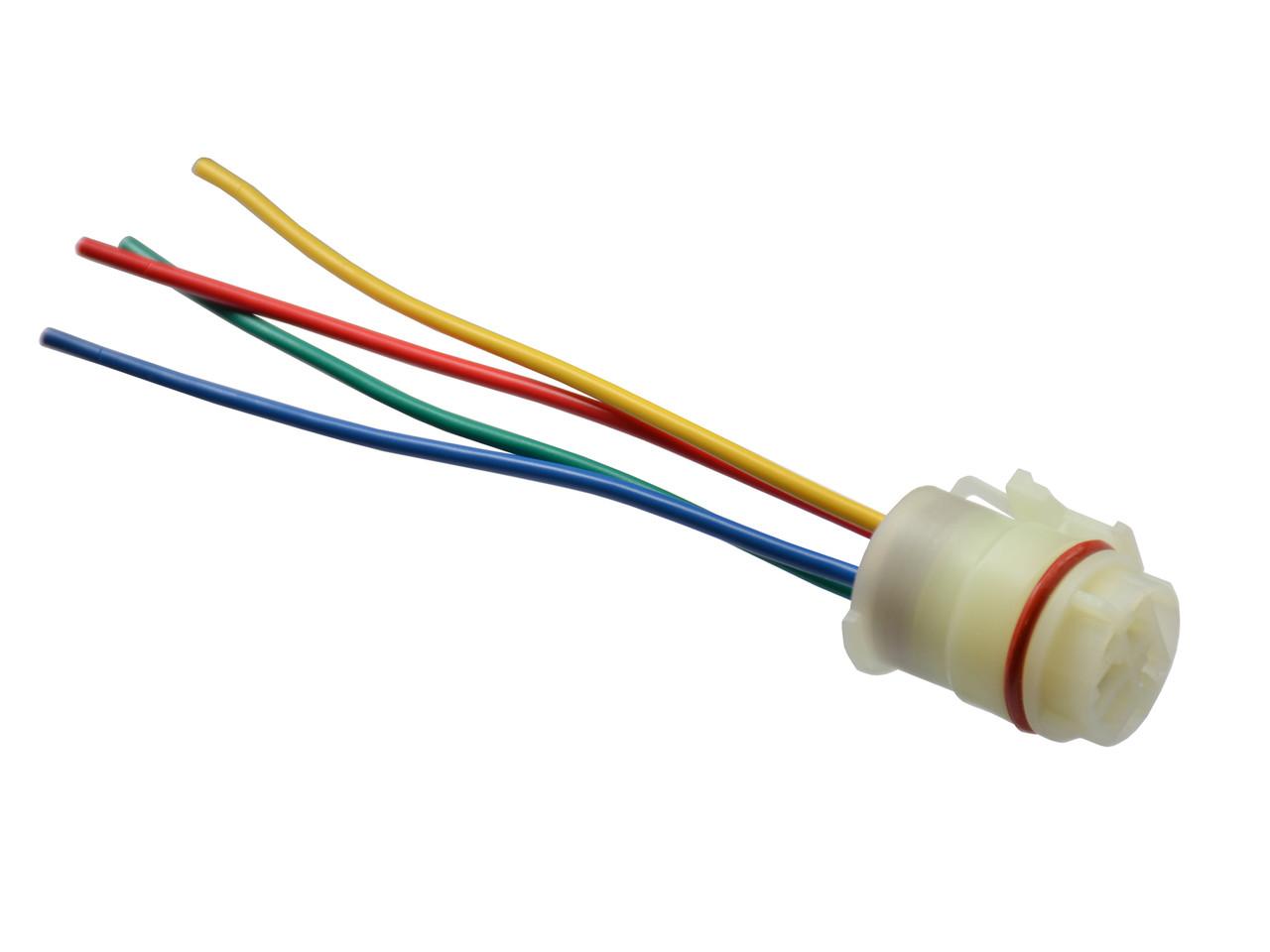 hight resolution of alternator repair plug harness connector fits hitachi isuzu rodeo honda passport 2 6l