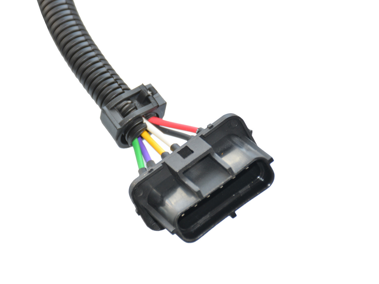 hight resolution of mass air flow maf 24 extension harness sensor connector 6 wire pin fits ford