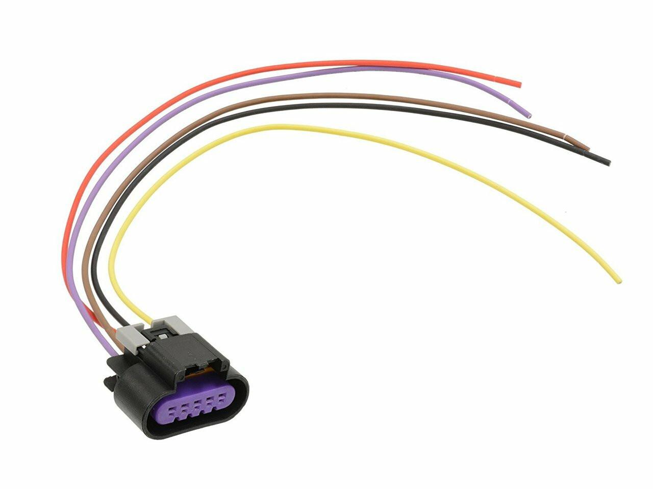 medium resolution of 5 wire maf mass air flow sensor wire harness fits ls3 and ls7 ls3 maf sensor wiring diagram