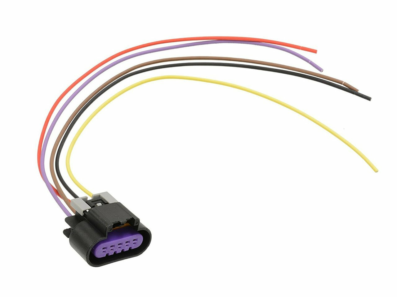 small resolution of 5 wire maf mass air flow sensor wire harness gm gmc cadillac hummer chevy buick saab
