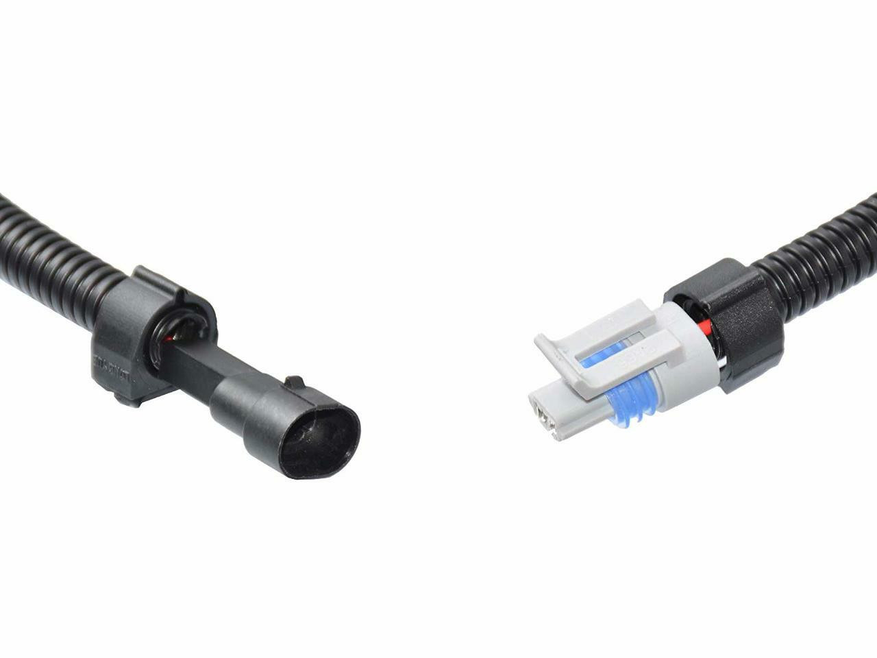 hight resolution of intake air temp iat mat sensor wire harness extension 36 fits gm ls1 lt1