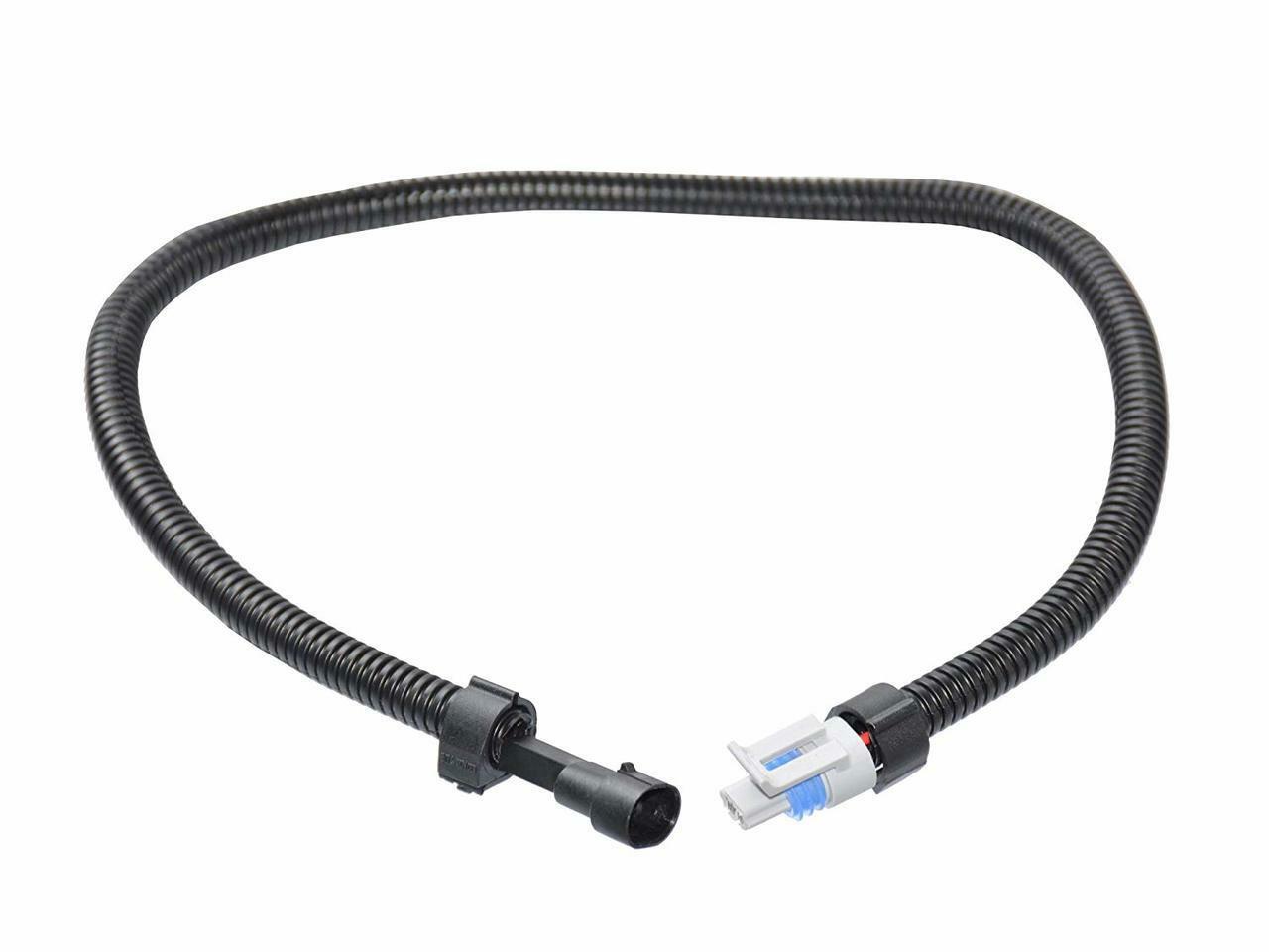 medium resolution of intake air temp iat mat sensor wire harness extension 36 fits gm ls1 lt1