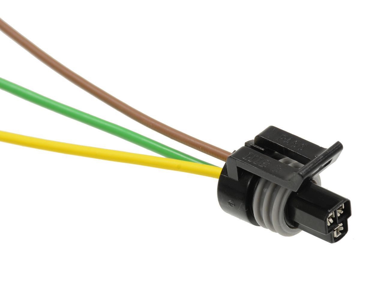medium resolution of ls1 coolant temperature temp sensor connector harness 3 wire fits gm gm coolant temp sensor wiring gm coolant temp sensor wiring