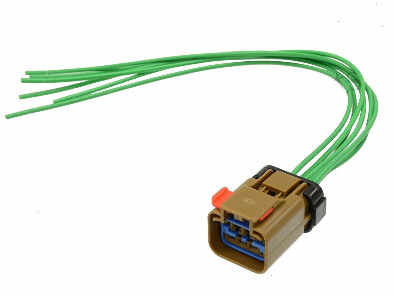 medium resolution of wiring harness pigtail connector kit repairs or replaces power chrysler wiring harness connectors jeep wiring connectors