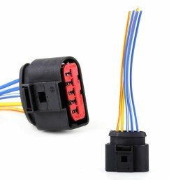 automotive michigan motorsports mass air flow maf 24 extension harness sensor connector fits ford 3 0 3 4  [ 1110 x 1110 Pixel ]