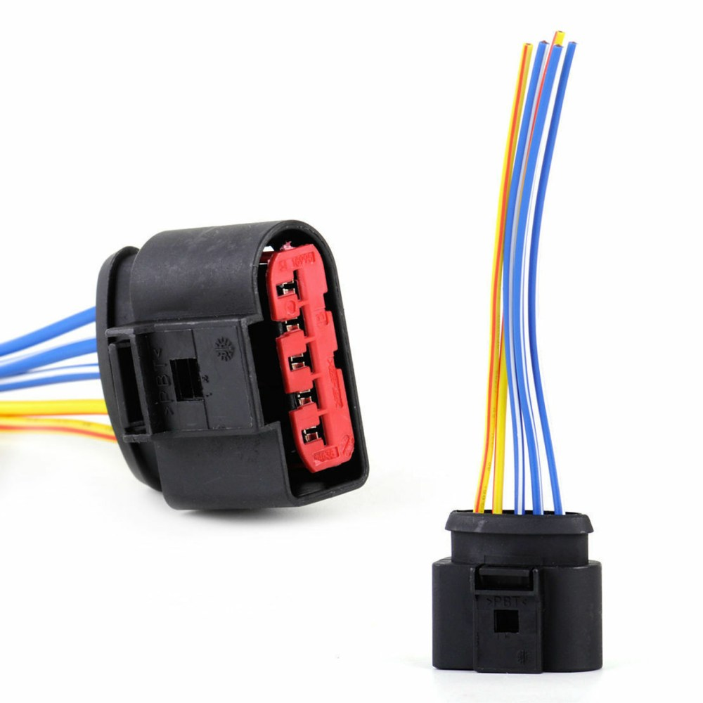 medium resolution of automotive michigan motorsports mass air flow maf 24 extension harness sensor connector fits ford 3 0 3 4