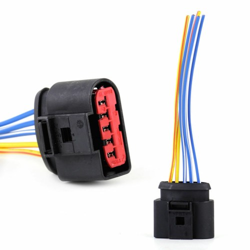 small resolution of automotive michigan motorsports mass air flow maf 24 extension harness sensor connector fits ford 3 0 3 4
