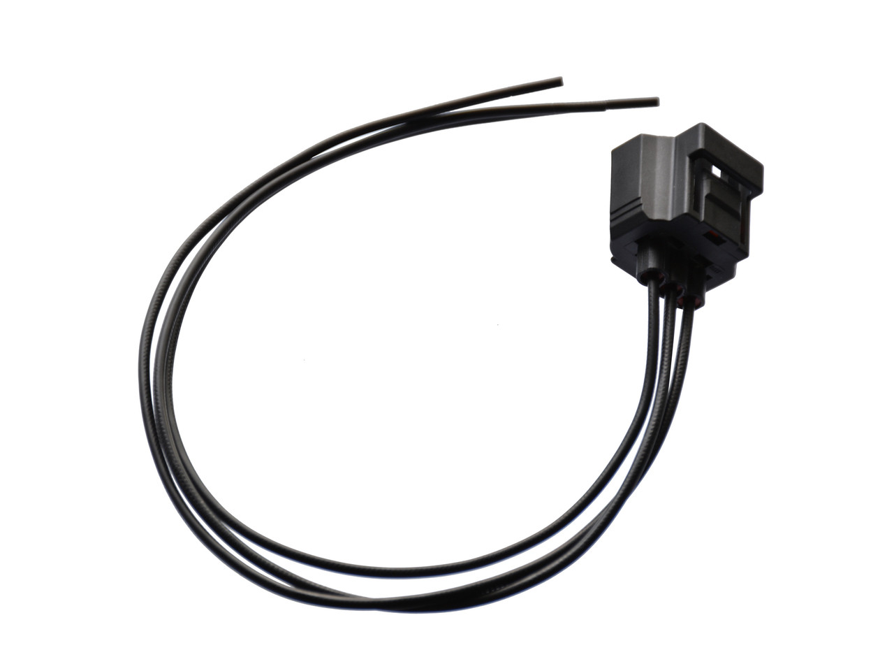 hight resolution of ford alternator connector 3 wire plug mustang crown victoria wpt118 ford 3 wire alternator connector plug