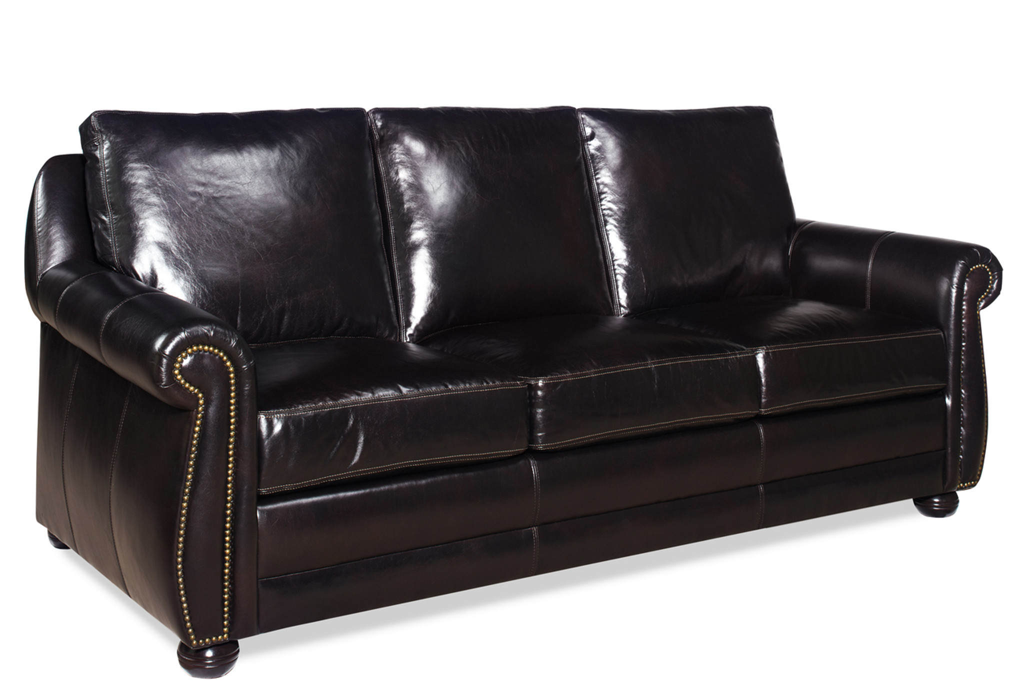 palmer sofa co great shelford leather american heritage custom made in the usa