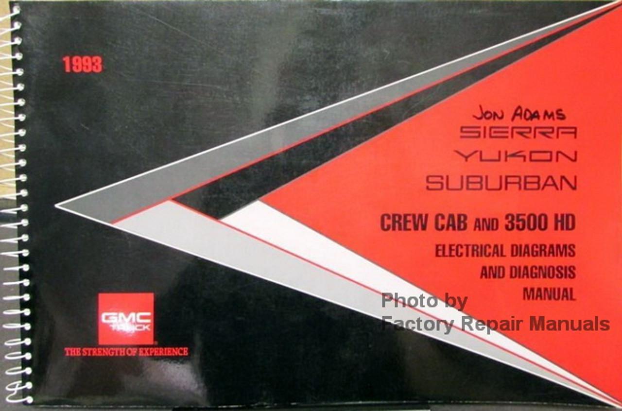 1993 Gmc Sierra Engine Diagram Sensors Wiring Harness Wiring