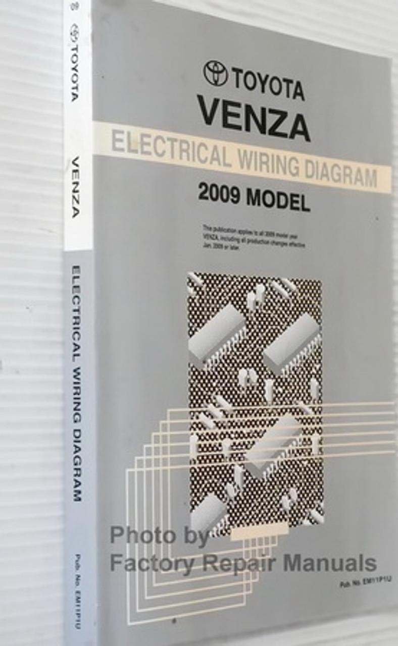 Toyota Venza Wiringdiagram