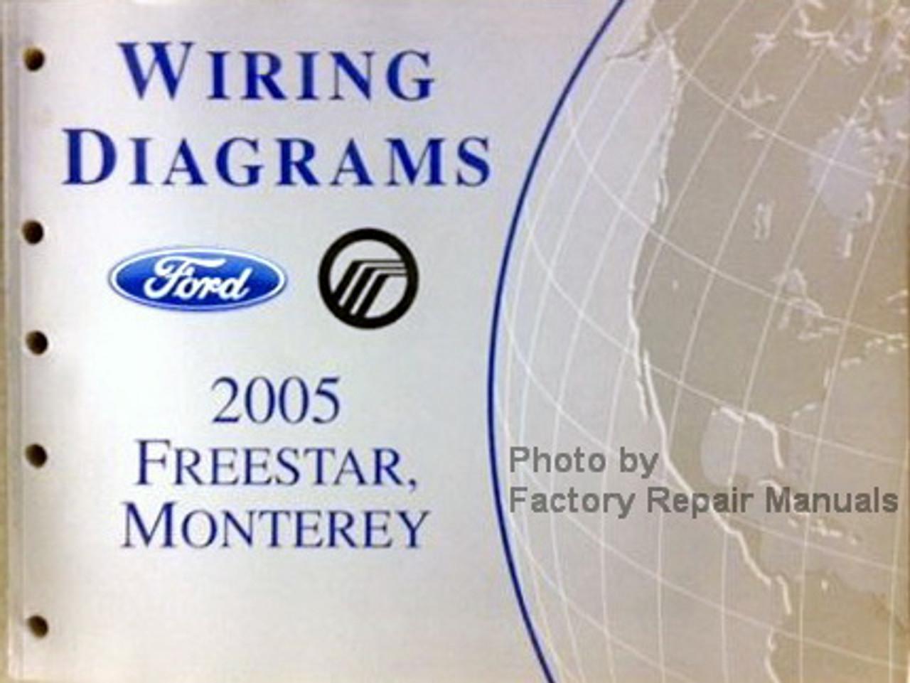 2005 Ford Star Repair Guides