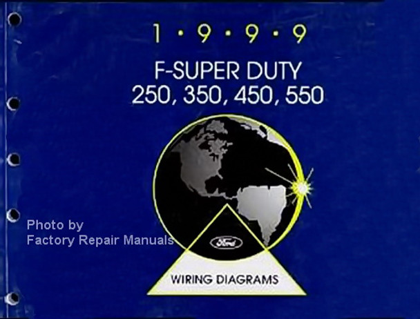 Ford F 250 Wiring Diagram Furthermore Ford F 350 Wiring Diagram On 99