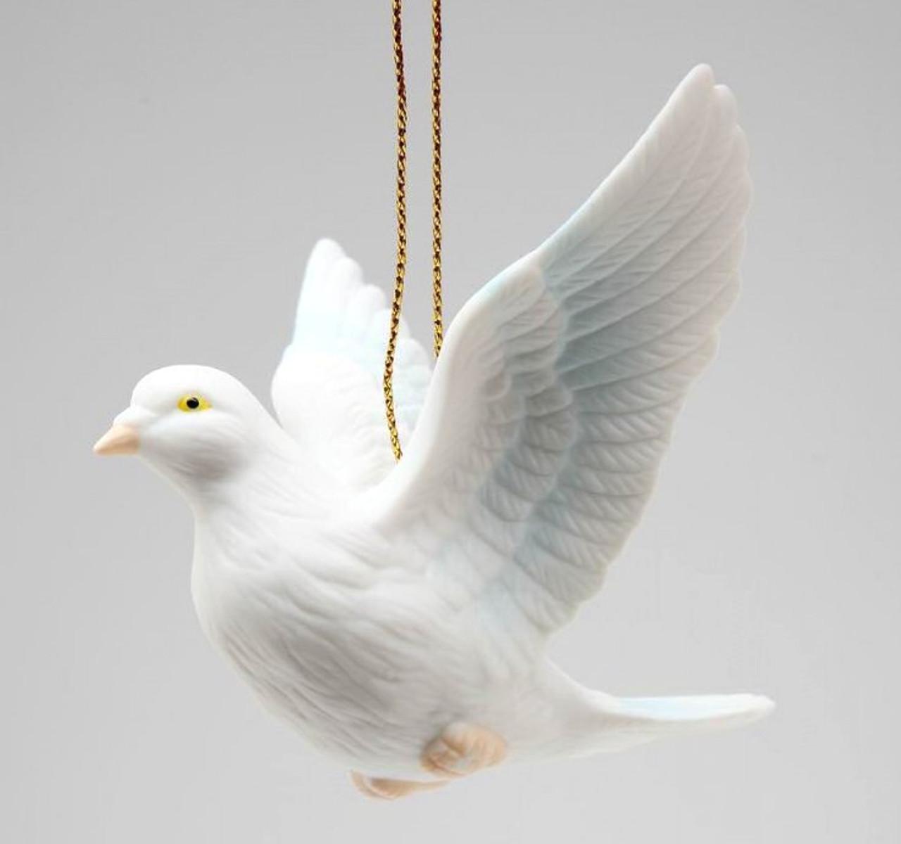 Dove Christmas Decorations
