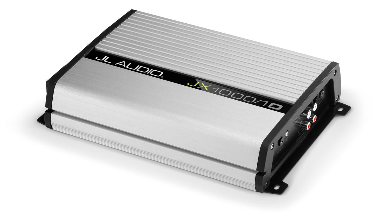 jl audio refurbished jx1000 1d monoblock class d subwoofer amplifier 1000 w creative audio [ 1280 x 735 Pixel ]