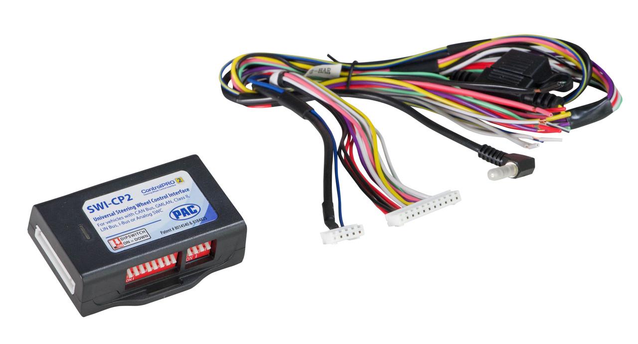 medium resolution of alpine ute 73bt mech less bluetooth digital media receiver with swi cp2 steering wheel interface creative audio