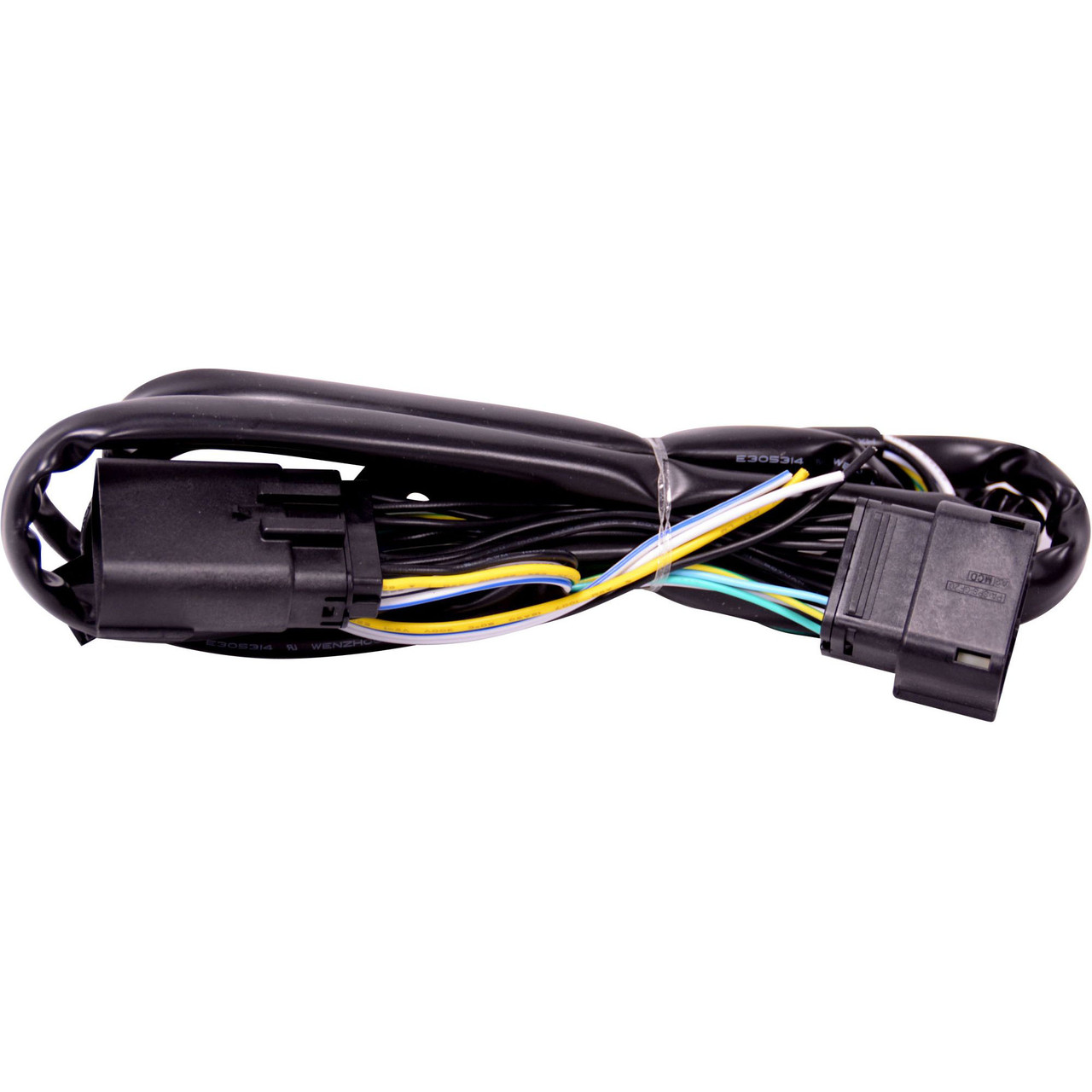 hight resolution of arc audio hd rsh rear speaker amplifier interface t harness for 2015 and newer harley davidson touring motorcycles creative audio
