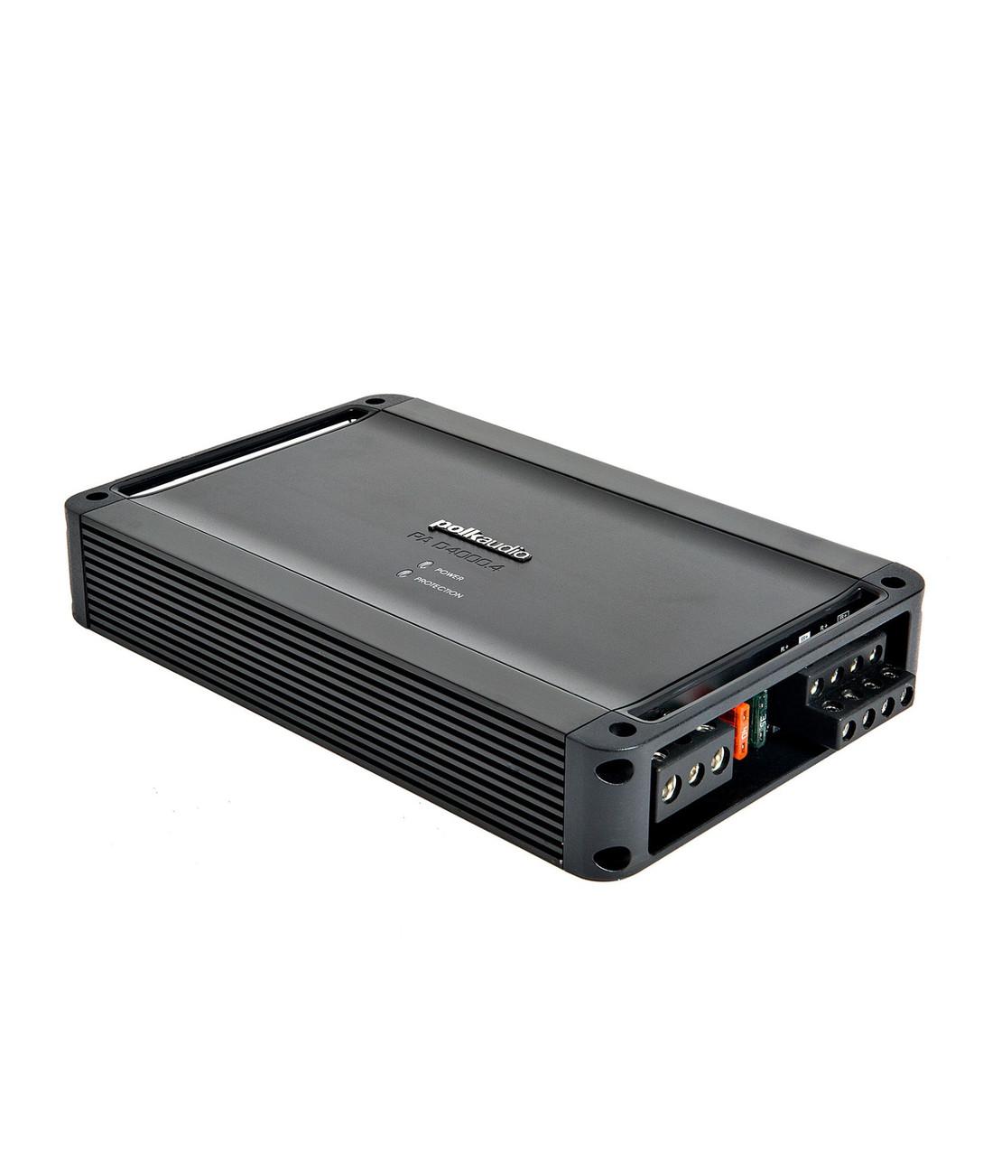 hight resolution of polk audio bundle a pair of db652 6 5 speakers a pair of db572 5x7 speakers pa d4000 4 amplifier wire kit creative audio