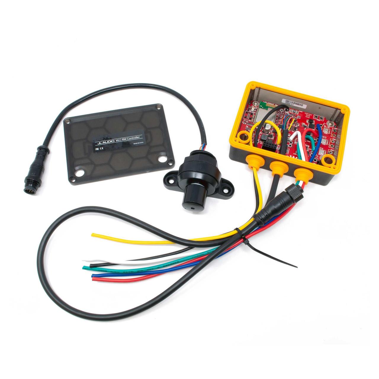 jl audio mlc rw marine led lighting controller with wifi [ 1280 x 1280 Pixel ]