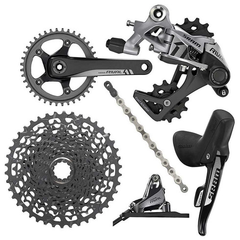 SRAM Rival HRD 1x Gravel or Road Groupset - Glory Cycles