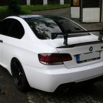 M3 Gts Style Carbon Fibre Rear Wing Spoiler Ssdd Motorsport Ltd