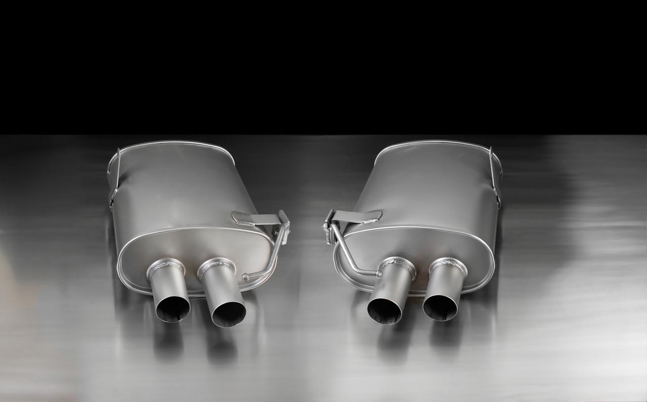 remus bmw e90 e92 e93 m3 racing rear exhaust system
