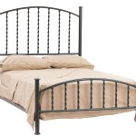 Tuscan Iron Queen Bed