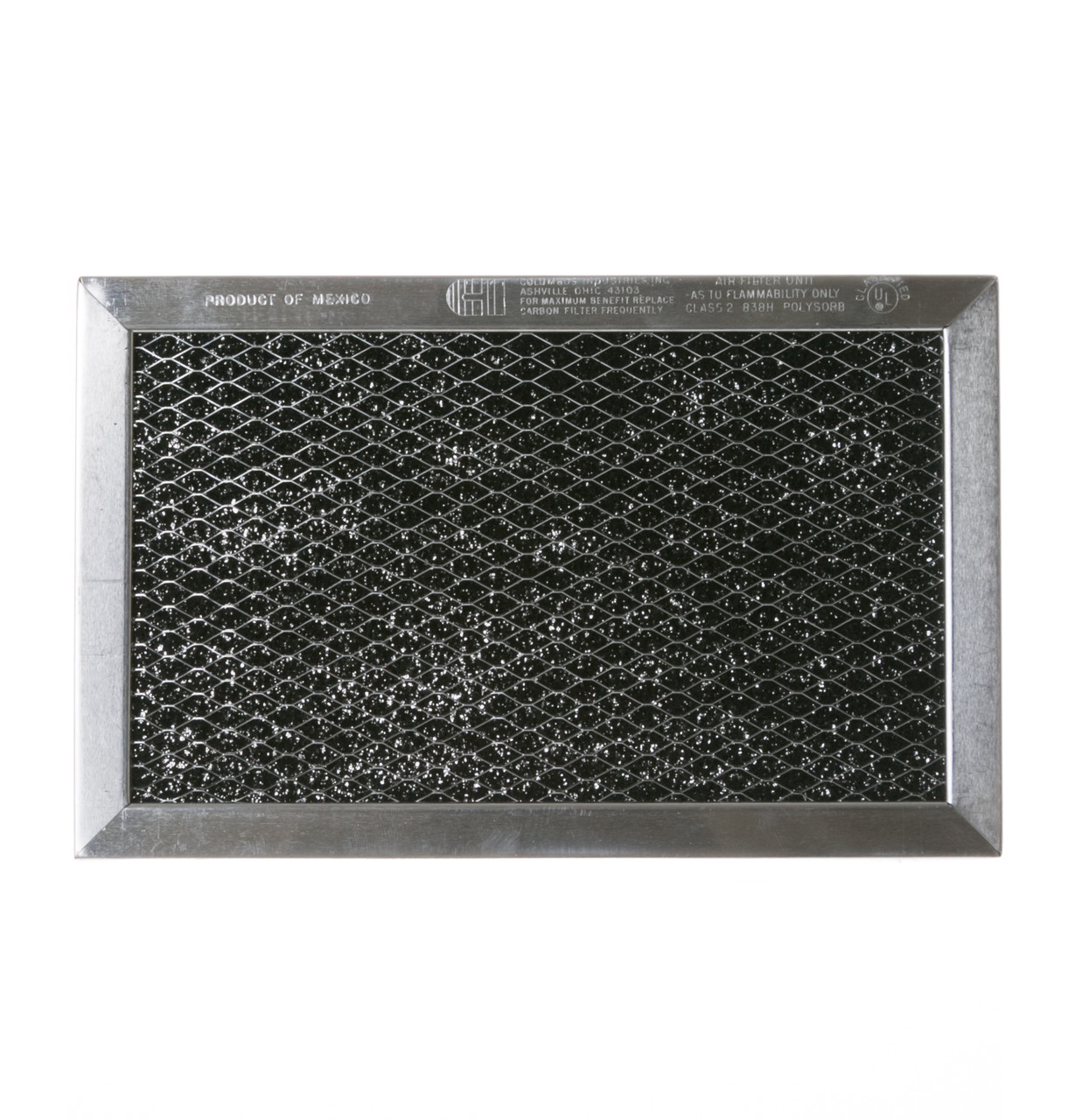 microwave charcoal filter jx81c