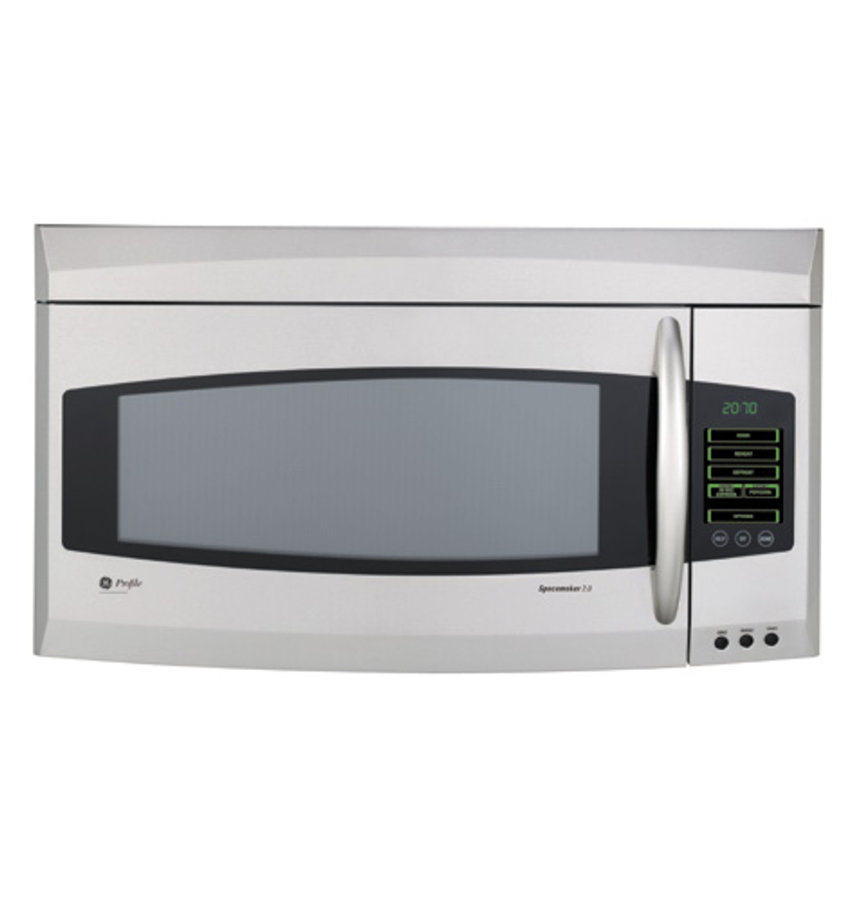 ge profile spacemaker over the range microwave oven jvm2070sh