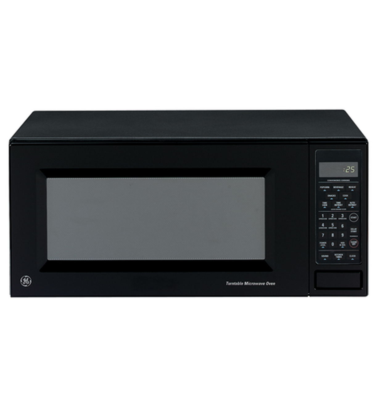 ge spacemaker ii microwave oven jem25bf