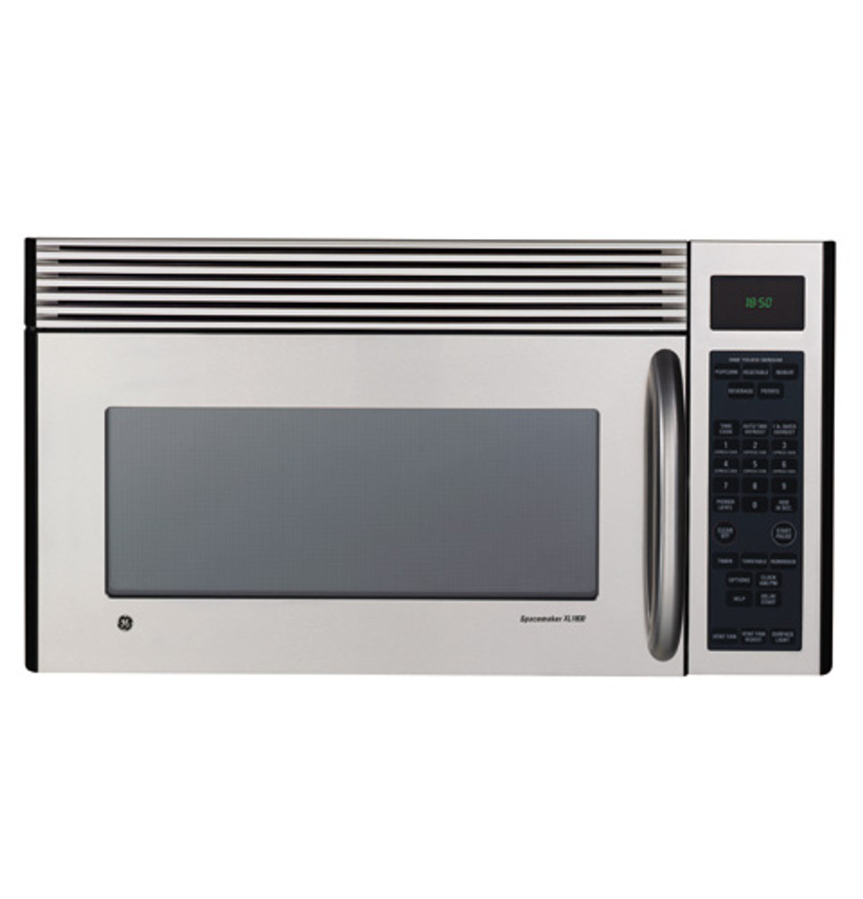 ge spacemaker xl1800 microwave oven jvm1850sh