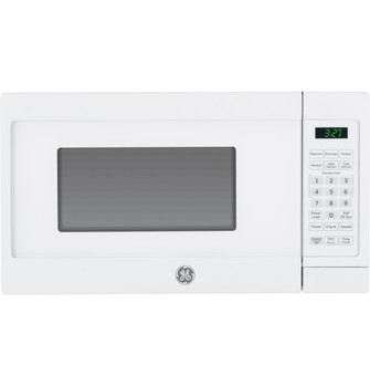 ge 0 7 cu ft capacity countertop microwave oven jem3072dhww