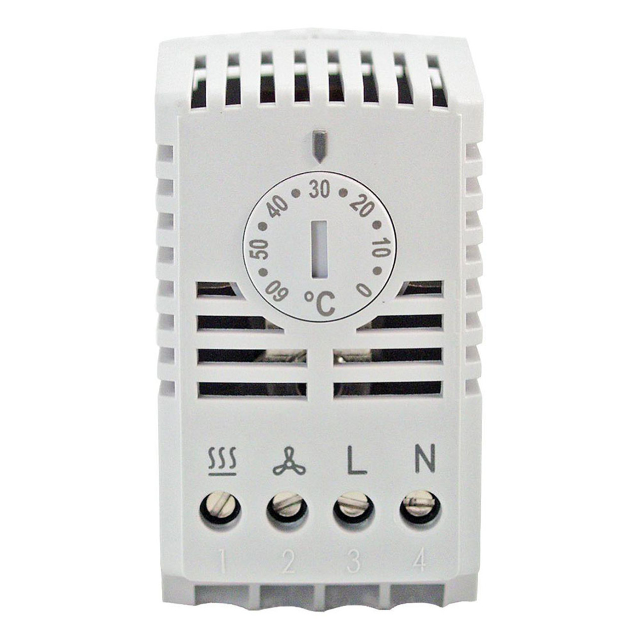 twr 60 thermostat controller 0 60 c range changeover contact with thermal feedback