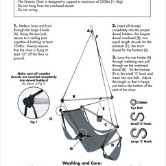 Hanging Chair Bolt Bedroom Feng Shui Sunnydaze Hammock W Pillow Amp Drink Holder Outdoor Furniture