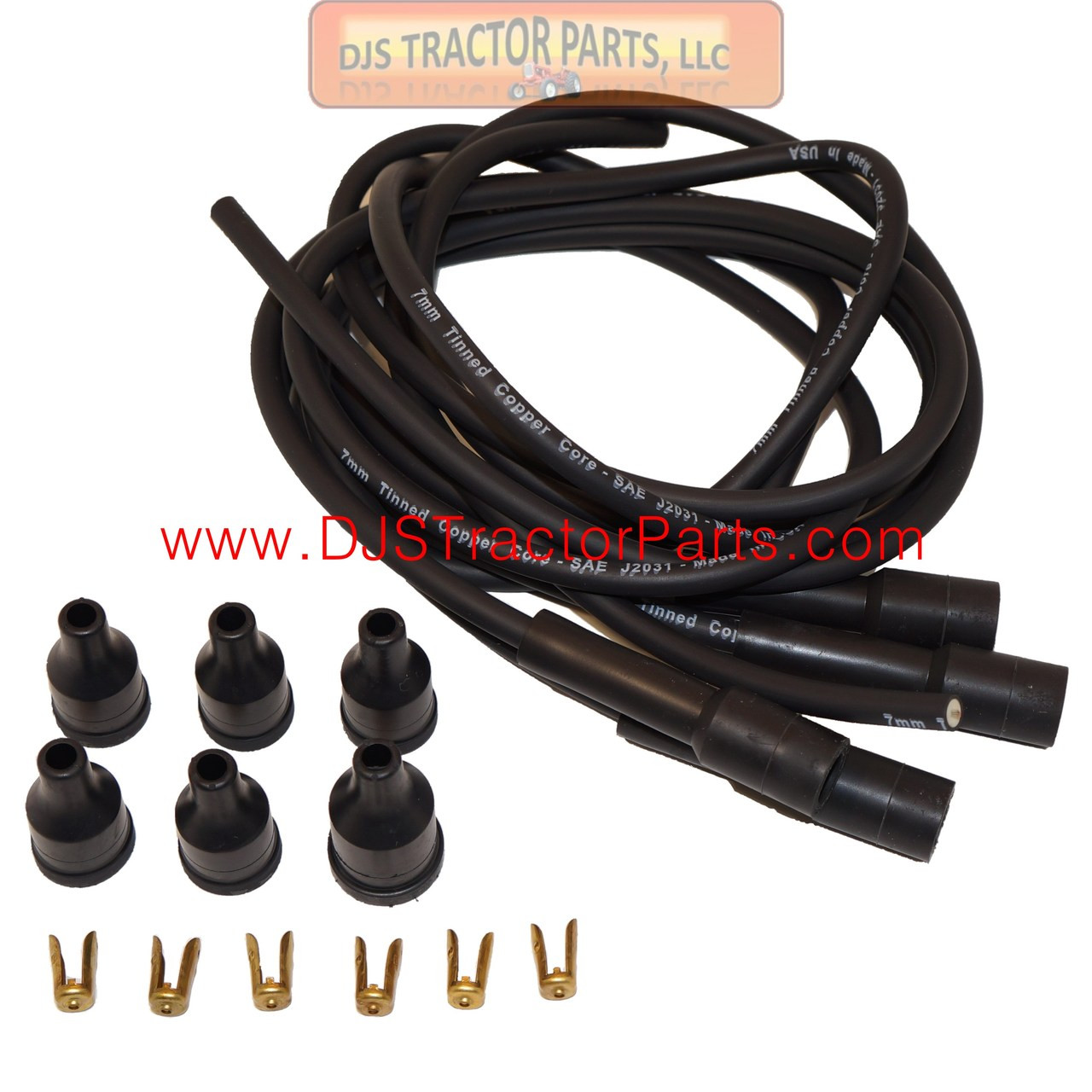small resolution of tractor plug wiring