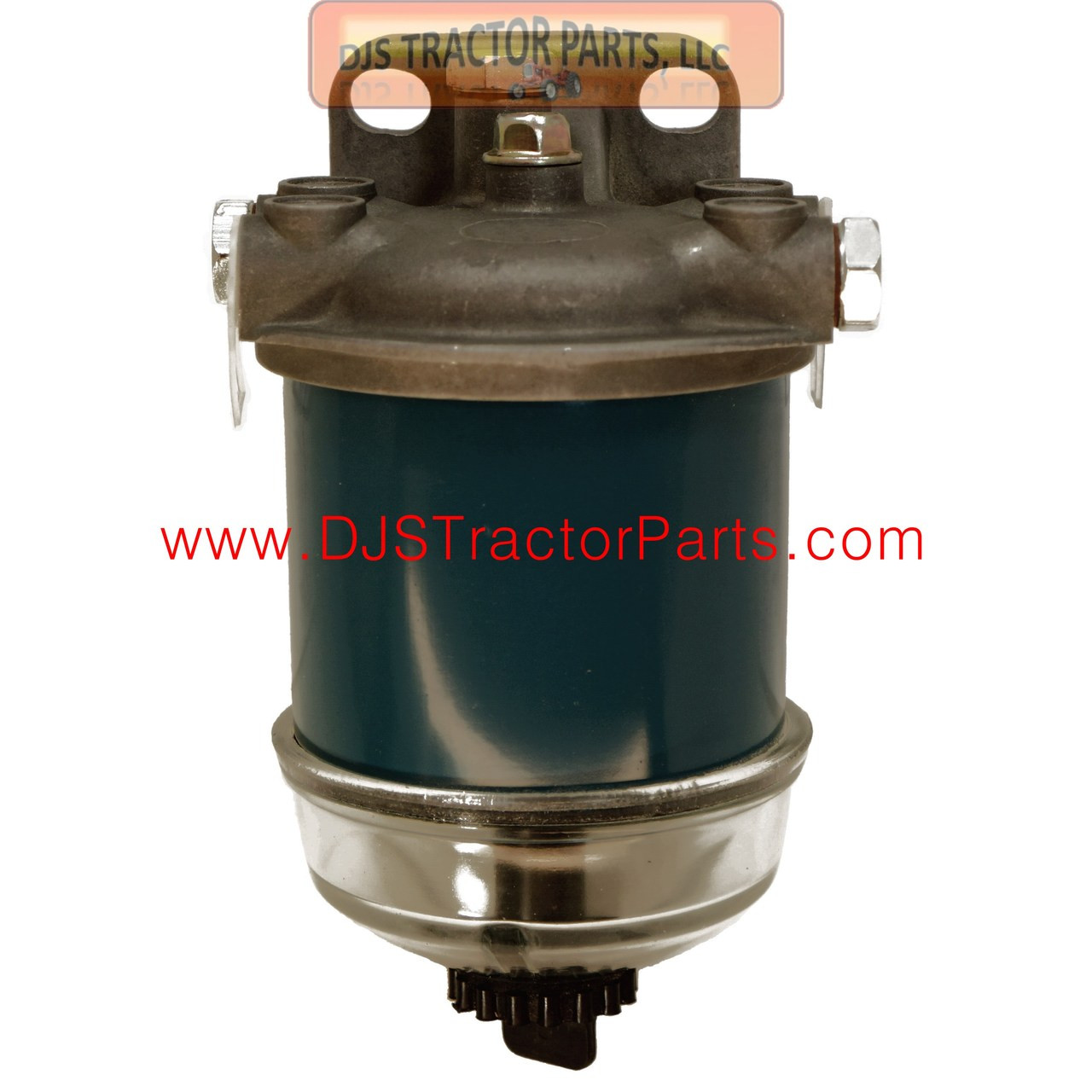 diesel single fuel filter assembly with glass bowl ab 1423d [ 1280 x 1280 Pixel ]