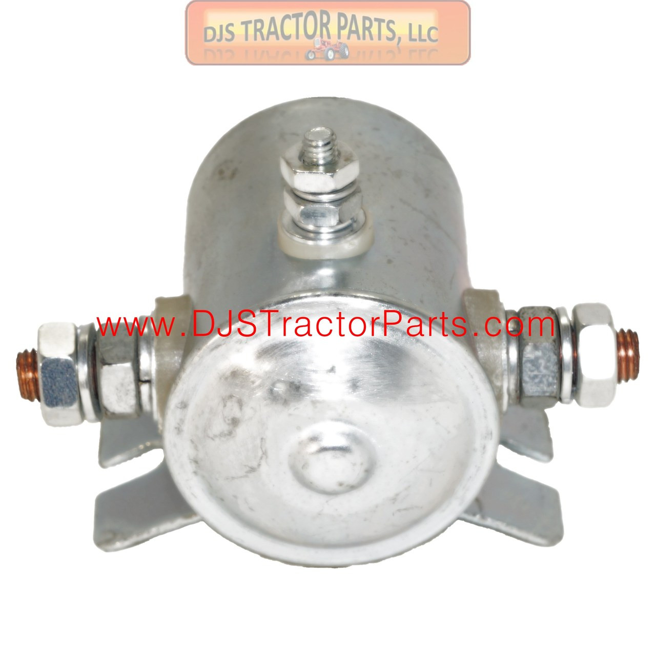 hight resolution of 1953 ford jubilee solenoid