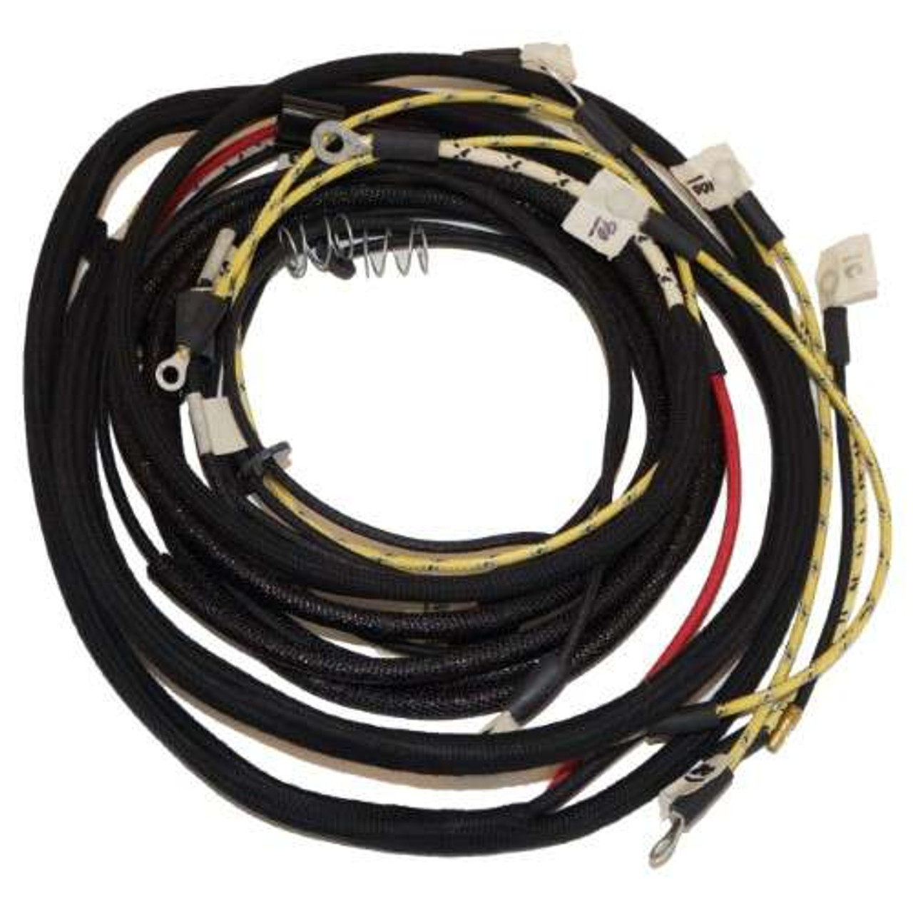 hight resolution of wiring harness kit tractors with 1 wire alternator allis chalmers wd wd45 djs tractor parts llc