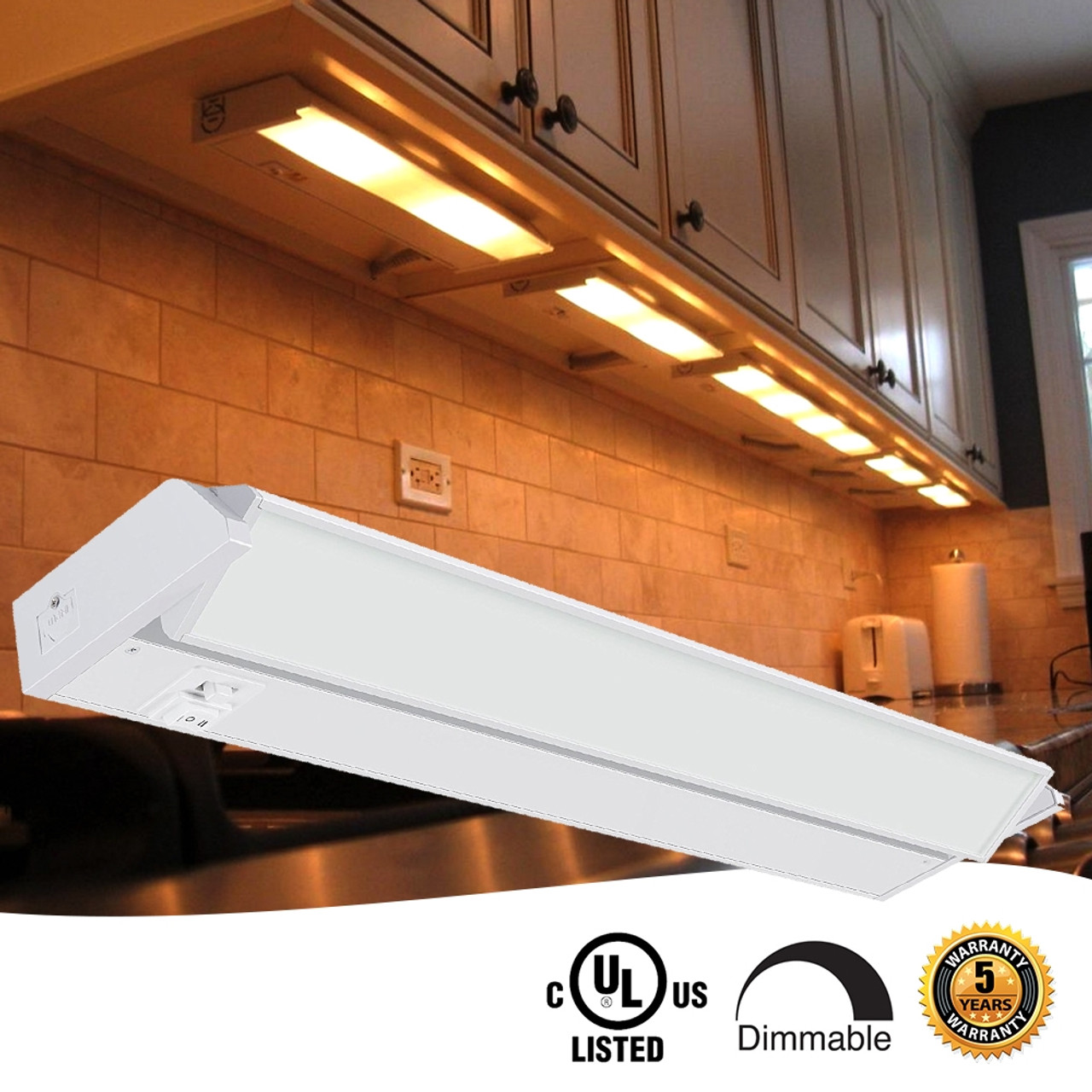 best led adjustable undercabinet lights includes swivel lens changeable color temperature and hi low switch choose your dimensions and fixture